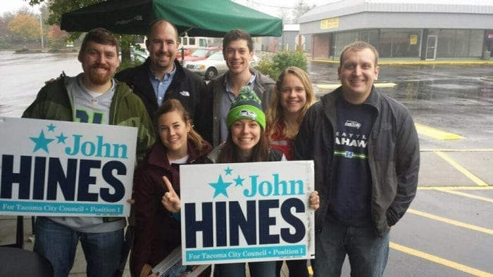 Educator and Tacoma Native John Hines Running for Tacoma City Council District 1