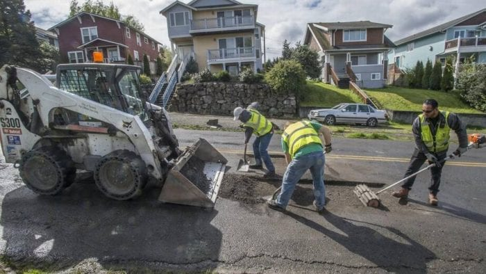 Fixing Potholes: Our residents need to see more action